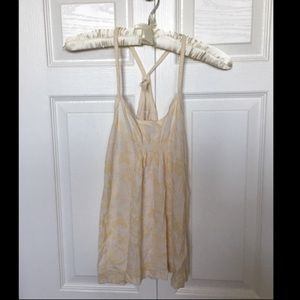 Abercrombie and Fitch baby doll tank top